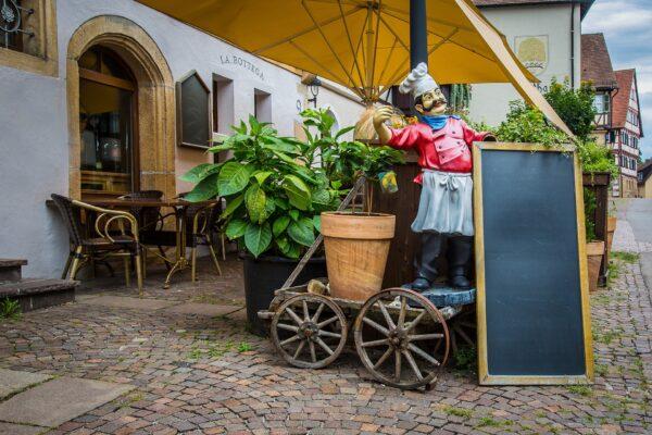 Restaurant Beispiel